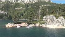Rock Island in Emerald Bay