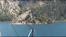 Rock House in Emerald Bay off Bow