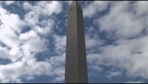 Washington Monument tilt