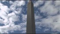 Washington Monument tilt