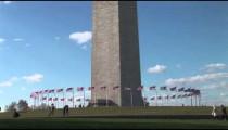 Washington Monument tilts