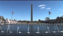 Washington Monument from WWII Memorial