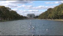 Lincoln Memorial zoom