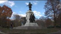 Lafayette Statue