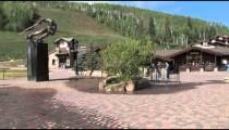 Vail Ski Base Summer
