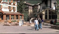 Vail City Center People zooms