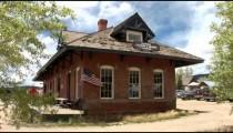 Leadville Rail Station