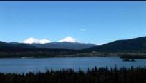 Dillon Lake Reservoir pan