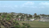 Tulum Ruins Tourists 3