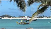 Colorful Catamaran