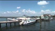 Cancun Boat Dock