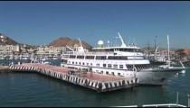 Leaving Cabo Marina pov