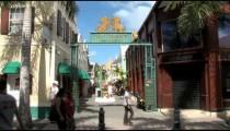 Philipsburg Old Street Entrance