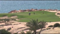 Cabo Seaside Golf Green