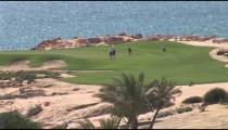 Cabo Seaside Golf Green