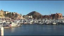 Cabo Marina Pier pan