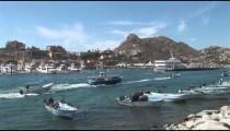 Cabo Marina Entrance