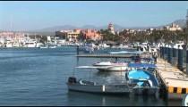 Cabo Marina Boats
