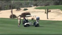 Cabo Golfer Hits