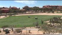 Cabo Golf overhead