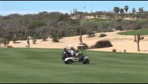 Cabo Golf Cart Appears
