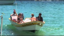 Beach Girls in Boat zoom