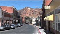 Bisbee Main Street zoom