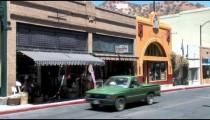 Bisbee Main Street Traffic
