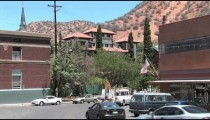 Bisbee Main Intersection zooms