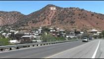 Bisbee Highway View