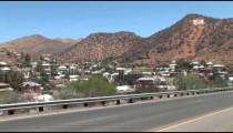 Bisbee from Highway zoom
