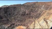 Bisbee Copper Mine Pit zoom 2