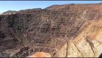 Bisbee Copper Mine Pit zoom