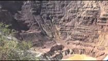 Bisbee Copper Mine Bottom cu zoom