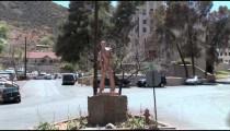 Bisbee Copper Man cu zoom