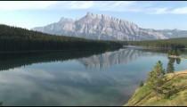 Two Jack Lake Rowboat zoom