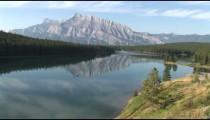 Two Jack Lake Rowboat sw zoom