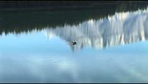 Two Jack Lake Rowboat Fisherman zoom