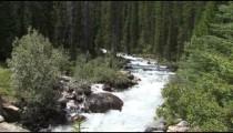 Moraine Lake Stream tilt