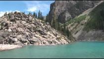 Moraine Lake Shore pan