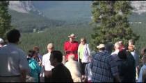 Monty with Tourists zoom