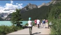 Lake Louise Walkway 2