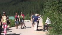 Lake Louise Walkway