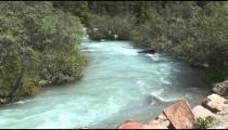 Lake Louise Stream Bend
