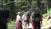 Lake Louise Hikers