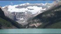 Lake Louise Glacier zoom