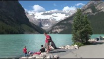 Lake Louise Family Rests
