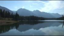 Johnson Lake pan