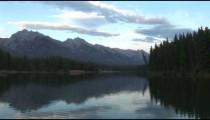 Johnson Lake Twilight