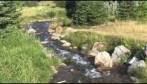 Johnson Lake Stream